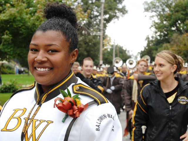 Homecoming 2014 Parade
